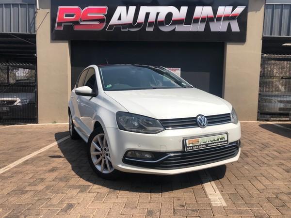 2014 Volkswagen Polo 1.2 TSI Highline DSG 81KW Mpumalanga Witbank_0