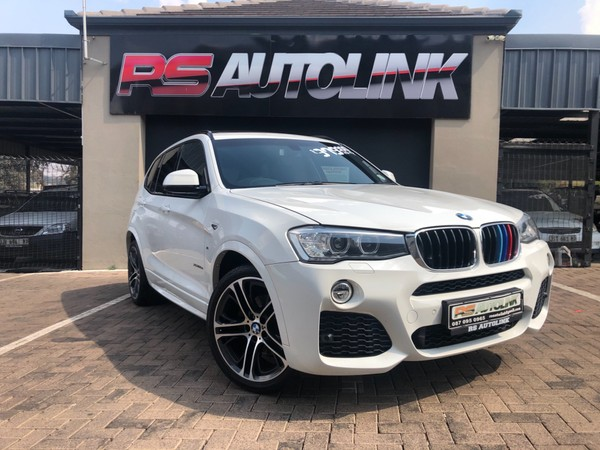 2015 BMW X3 xDRIVE20d M Sport Auto Mpumalanga Witbank_0