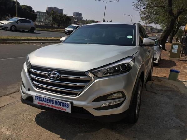 2016 Hyundai Tucson 2.0 Executive Auto Gauteng Kempton Park_0