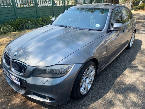 2009 BMW 3 Series 325i Sport At e90  Gauteng Pretoria_0