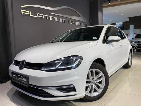 2018 Volkswagen Golf VII 1.4 TSI Comfortline DSG Gauteng Four Ways_0