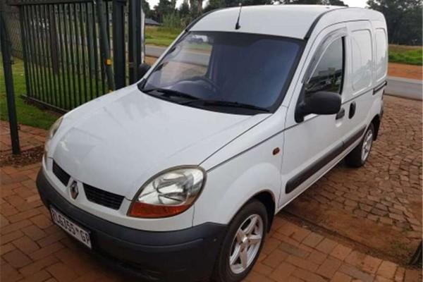 2004 Renault Kangoo 1.4 Express Fc Pv  Gauteng Roodepoort_0