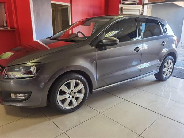 2013 Volkswagen Polo Classic 1.6 Comfortline At  Western Cape Parow_0