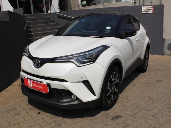 2019 Toyota C-HR 1.2T Luxury CVT Gauteng Johannesburg_0