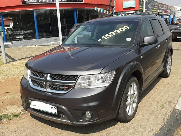 2015 Dodge Journey 3.6 V6 Rt At  Gauteng Boksburg_0