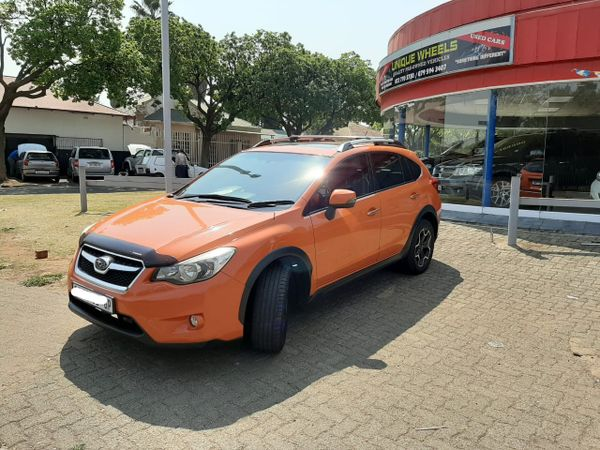 2013 Subaru XV 2.0 Lineartronic Gauteng Boksburg_0