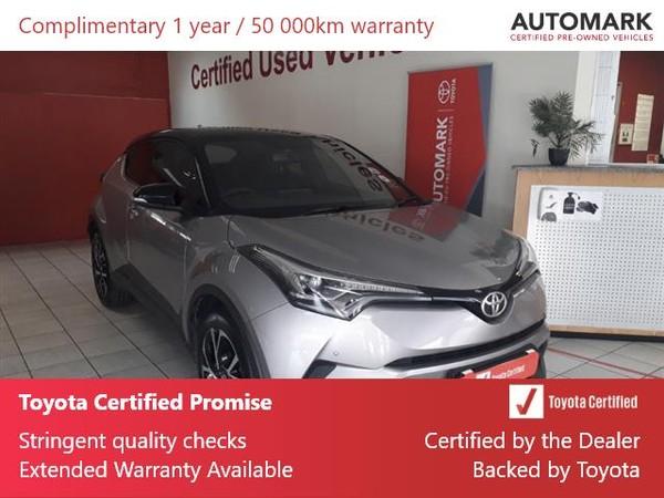 2019 Toyota C-HR 1.2T Luxury CVT Gauteng Springs_0