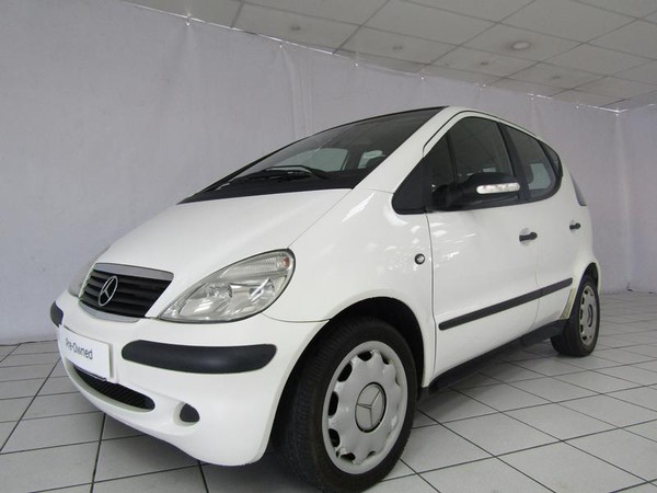 2003 Mercedes-Benz A-Class A 160 Elegance At  Western Cape Milnerton_0
