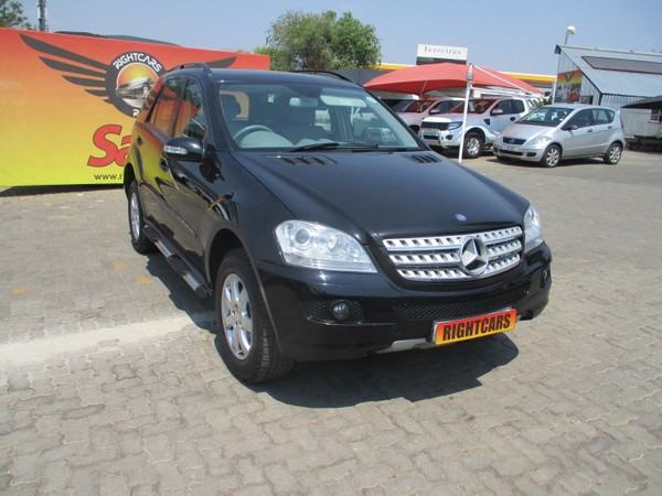 2007 Mercedes-Benz M-Class Ml 350 At  Gauteng North Riding_0
