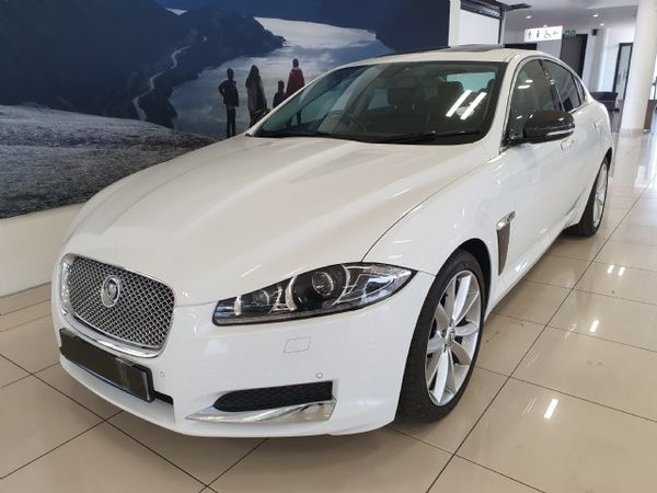 2011 Jaguar XF 2.2 D Premium Lux  Gauteng Pretoria_0