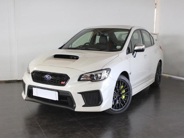 2018 Subaru WRX 2.5 STI Premium Gauteng Boksburg_0