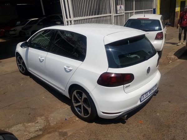 2012 Volkswagen Golf Vi Gti 2.0 Tsi  Gauteng Jeppestown_0
