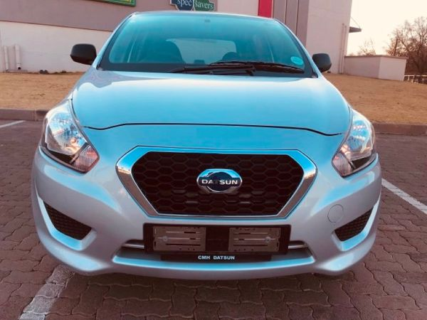 2018 Datsun Go 1.2 LUX AB Gauteng Germiston_0