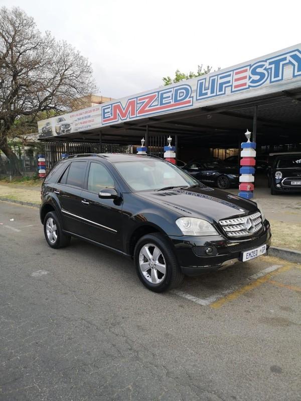 2006 Mercedes-Benz M-Class Ml 500 At  Gauteng Benoni_0