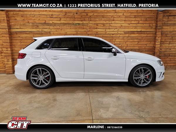 2015 Audi S3 Sportback Stronic Gauteng Pretoria_0