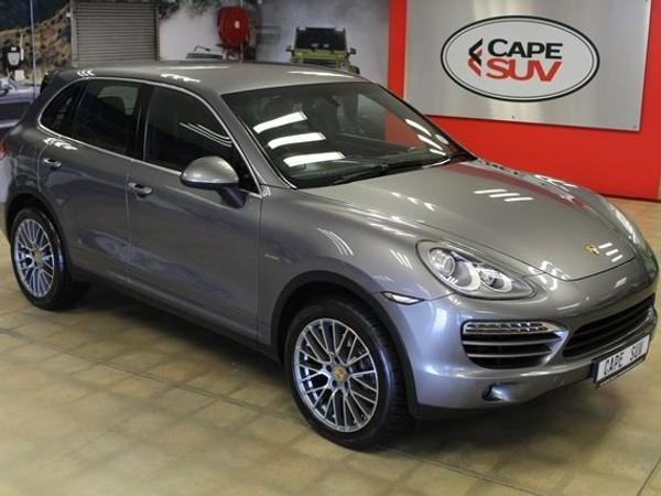 2013 Porsche Cayenne Diesel Tip  Western Cape Brackenfell_0