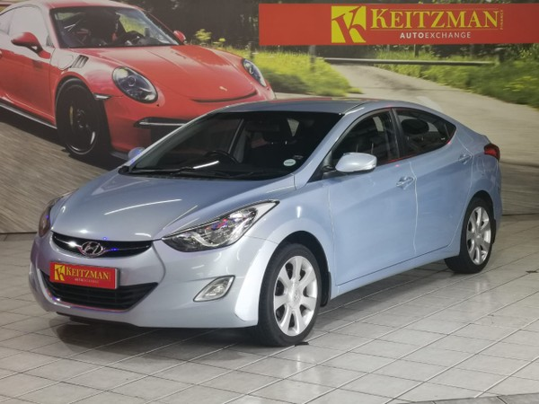 2012 Hyundai Elantra 1.8 Gls At  Gauteng Randburg_0