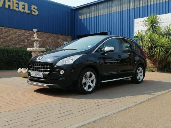 2012 Peugeot 3008 1.6 Vti Comfortactive  Gauteng Pretoria_0