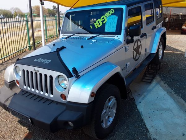 2010 Jeep Wrangler 2.8 Crd Unltd Sahar At  North West Province Rustenburg_0