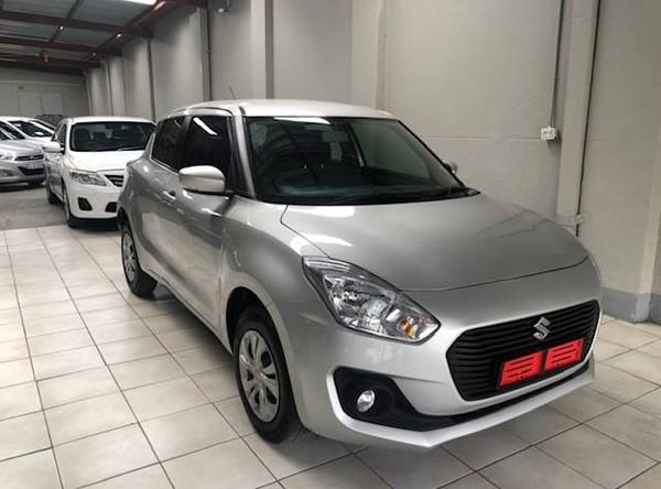 2018 Suzuki Swift 1.2 GL Gauteng Boksburg_0