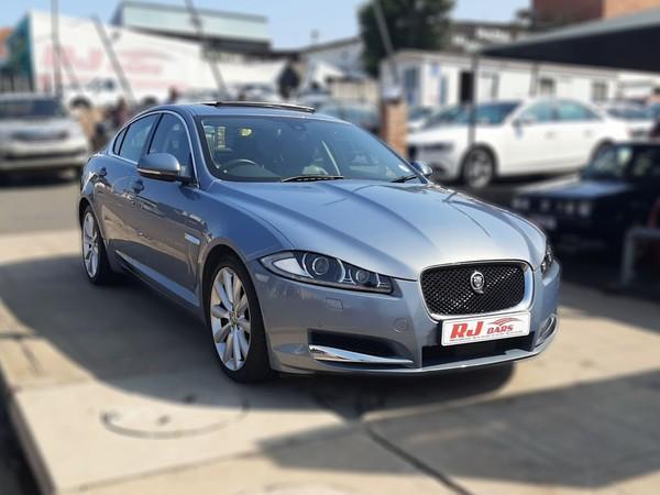 2013 Jaguar XF 3.0d S Premium Luxury  Kwazulu Natal Durban_0