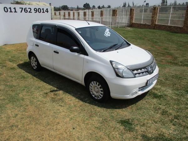 2009 Nissan Livina 1.6 Acenta  Gauteng Roodepoort_0