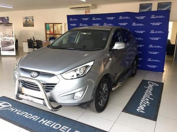2015 Hyundai iX35 2.0 Premium Gauteng Nigel_0