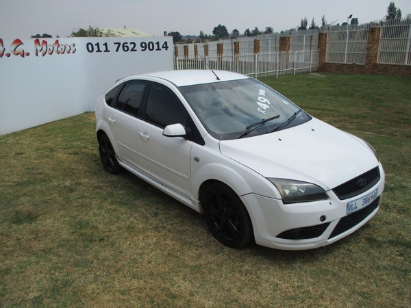 2007 Ford Focus 1.6 Si 5dr  Gauteng Roodepoort_0