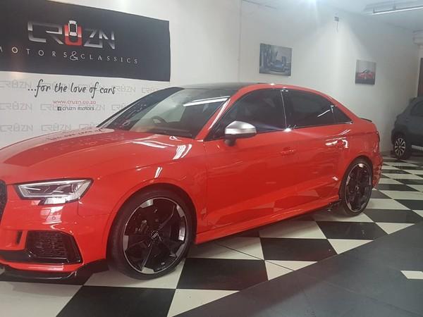 2018 Audi Rs3 2.5 Stronic Kwazulu Natal Durban North_0