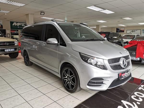 2020 Mercedes-Benz V-Class V250d  Avantgarde Auto Kwazulu Natal Pinetown_0