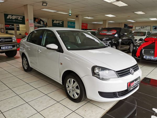 2014 Volkswagen Polo Vivo GP 1.6 Trendline Kwazulu Natal Pinetown_0