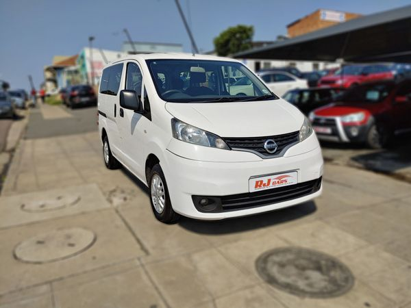 2015 Nissan NV200 1.6i Visia 7 Seater Kwazulu Natal Durban_0