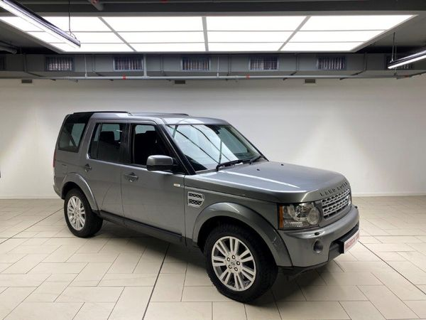 2012 Land Rover Discovery 4 3.0 Tdv6 Se  Western Cape Cape Town_0
