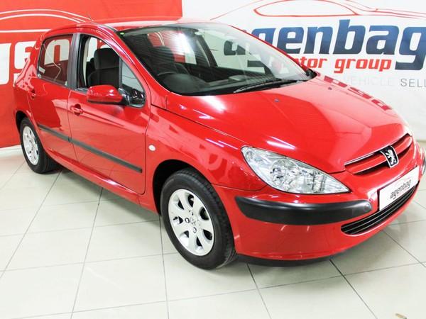 2004 Peugeot 307 1.6 Xt  North West Province Klerksdorp_0