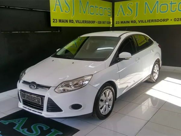 2013 Ford Focus 1.6 Ti Vct Ambiente 5dr  Western Cape Villiersdorp_0