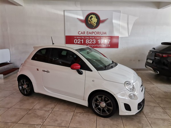 2015 Abarth 500 1.4 3DR Western Cape Diep River_0