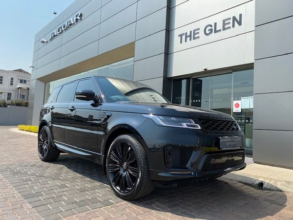 2020 Land Rover Range Rover Sport 5.0 V8 HSE Dynamic Gauteng Alberton_0