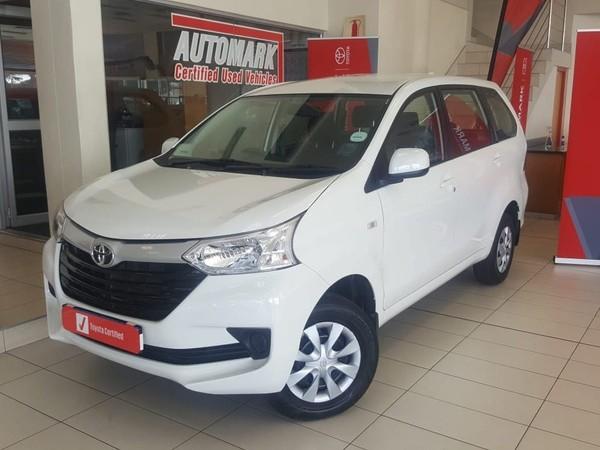 2020 Toyota Avanza 1.5 SX Auto Kwazulu Natal Durban_0