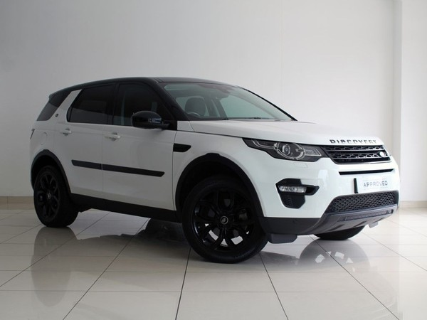 2015 Land Rover Discovery Sport Sport 2.2 SD4 HSE Western Cape Goodwood_0