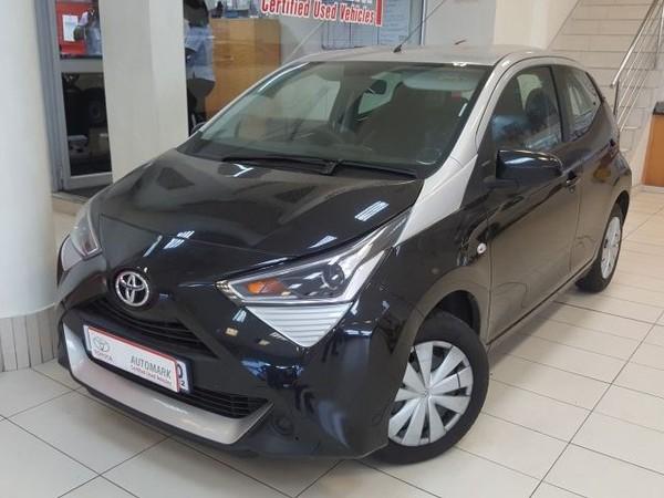 2018 Toyota Aygo 1.0 X- PLAY 5-Door Kwazulu Natal Durban_0