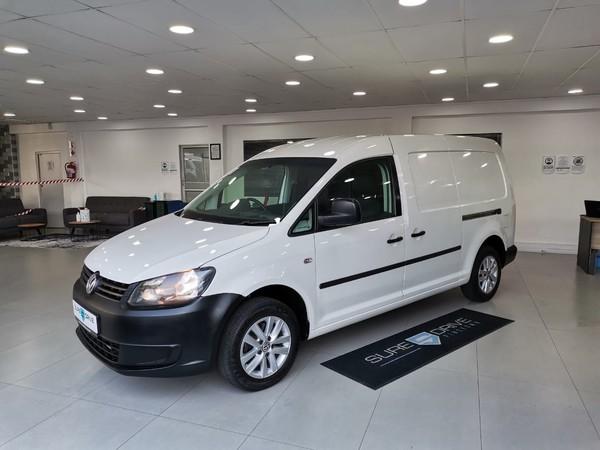 2014 Volkswagen Caddy Maxi 2.0tdi 81kw Fc Pv  Kwazulu Natal Pinetown_0