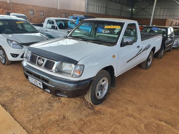 2000 Nissan Hardbody 2.7d Lwb Pu Sc  Mpumalanga Mpumalanga_0