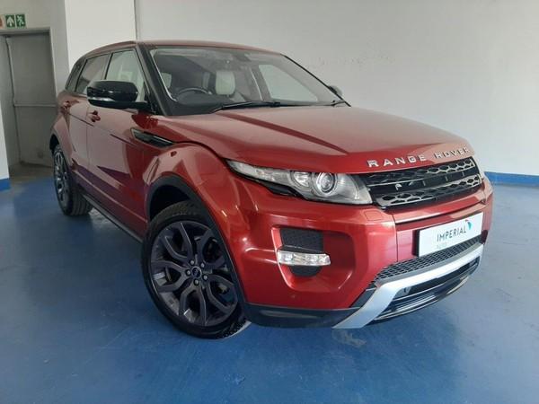 2012 Land Rover Evoque 2.2 Sd4 Dynamic  Free State Bloemfontein_0