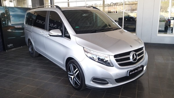 2018 Mercedes-Benz V-Class V250 Bluetech Avantgarde Auto North West Province Rustenburg_0