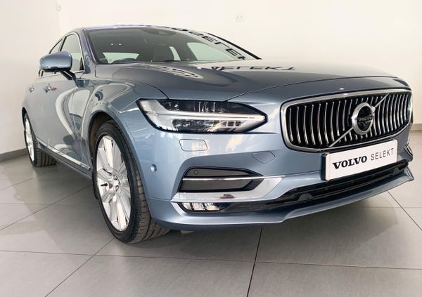 2017 Volvo S90 D5 Inscription GEARTRONIC AWD Free State Bloemfontein_0