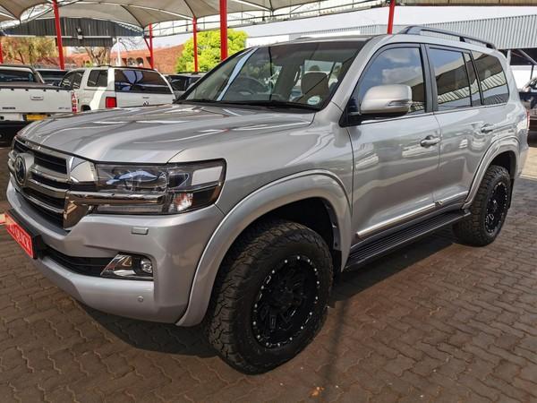 2019 Toyota Land Cruiser 200 V8 4.5D VX-R Auto Gauteng Pretoria_0