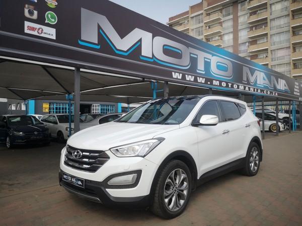 2014 Hyundai Santa Fe R2.2 Awd Elite 7s At  Gauteng Benoni_0