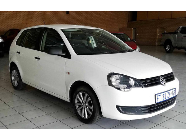 2014 Volkswagen Polo Vivo 1.6 Trendline 5Dr Mpumalanga Secunda_0