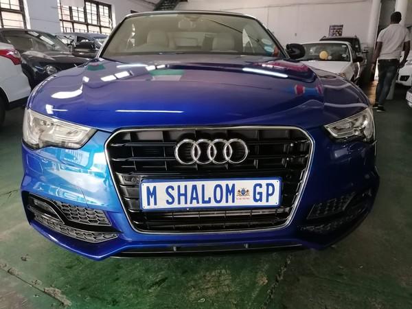 2016 Audi A5 Sline Gauteng Johannesburg_0