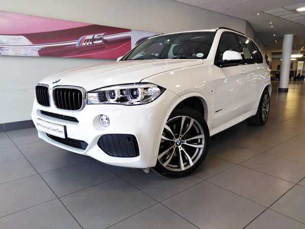 2014 BMW X5 xDRIVE30d M-Sport Auto Gauteng Four Ways_0